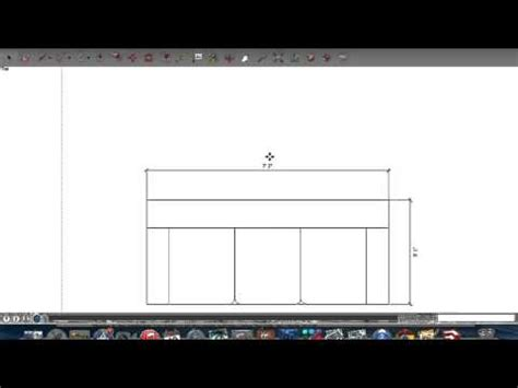 sketchup layout dimension font size sketchup basic tutorial 1 adding dimensions and text