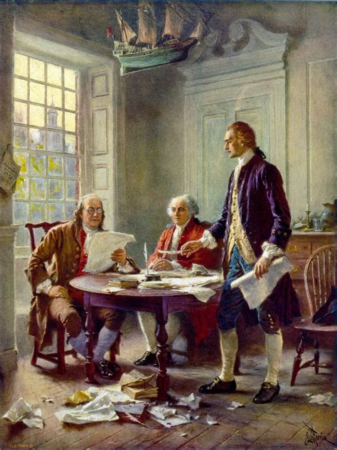 thomas jefferson declaration of independence file writing the declaration of independence 1776 cph