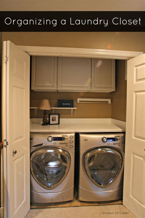 small closet laundry room ideas do you a small laundry area that you don t how to make work see how this small