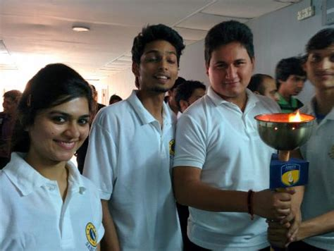 Sports Mba Programs In India by Quot Sangathan 2014 Quot Inauguration Ceremony At Amity Global