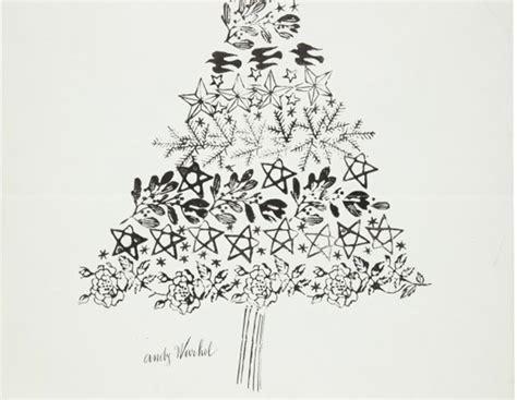andy warhol s christmas sale art agenda phaidon