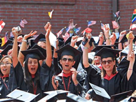 Mba With Distinction From Harvard Business by Harvard Business School Marks 100th Commencement News