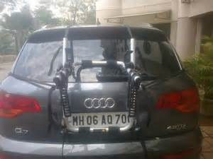 car bicycle carrier for audi q7 hatchback