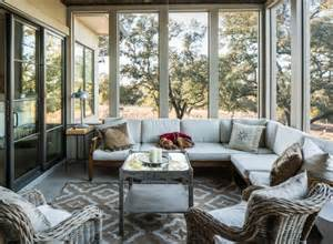 Screen Porch Windows Decor 75 Awesome Sunroom Design Ideas Digsdigs