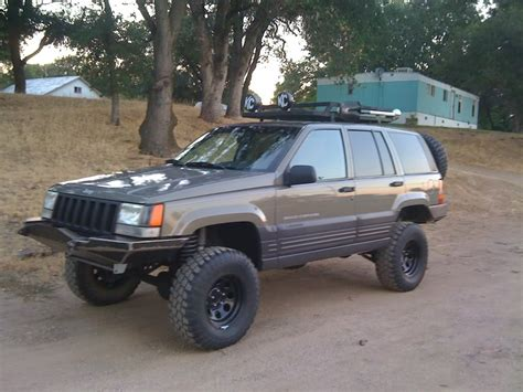 1994 Jeep Grand Lift Kit 1994 Jeep Grand I Z Pictures Information And