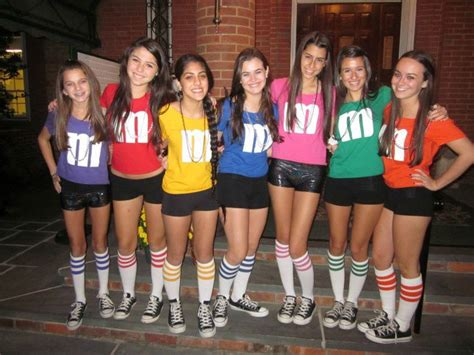 girl group themes for halloween 24 cheap and easy diy group costumes for halloween