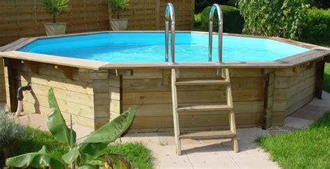 piscine fuori terra rivestite in legno piscine fuori terra in legno perch 232 sceglierle