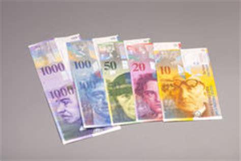 Rechnung Verjährung Schweiz Schweizer Franken W 228 Hrung Der Schweiz Stockfoto Bild 55941299