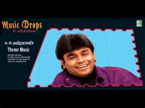 ar rahman theme music mp3 download a r rahman best theme music audio jukebox thiraialayam
