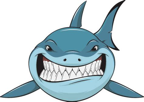 baby shark cartoon fins clipart shark mouth pencil and in color fins