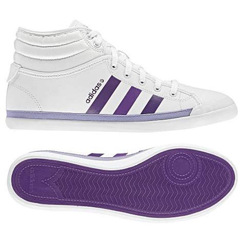 Adidas Neo Derby Import Premium adidas ez qt mid w neo schuhe sneaker gr 36 42 damen turnschuhe wei 223 lila blau