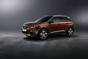 Peugeot Is Peugeot Reveals Qashqai Rivalling 3008 Suv 39 Pics