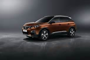 Peugeot 3008 Pictures Peugeot Reveals Qashqai Rivalling 3008 Suv 39 Pics