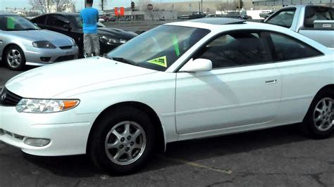 automotive service manuals 2002 toyota solara lane departure warning 2002 toyota camry solara se 2dr coupe 4cyl fresh trade in youtube