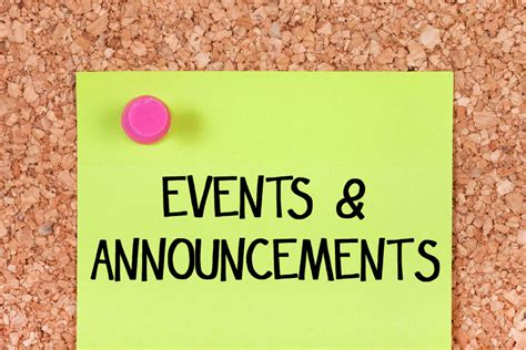 events and announcements the bocas bocas