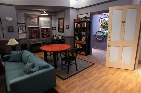 seinfeld appartment hulu unveils seinfeld the apartment pop up installation