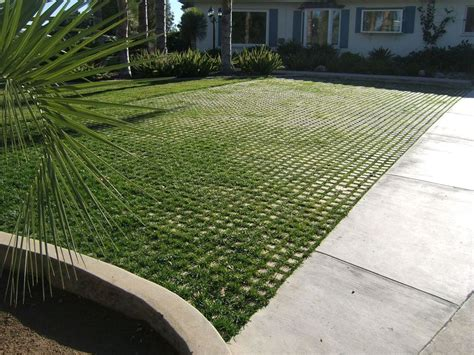 jetson green a permeable solution with drivable grass