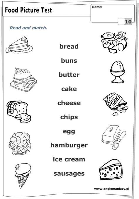 printable worksheets for junior infants fun english kids infant and primary worksheet food