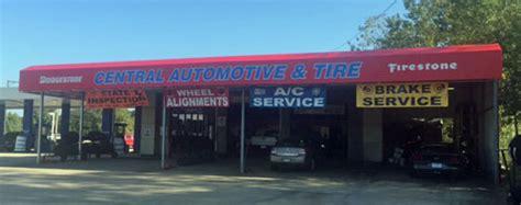central automotive tire expert auto repair baton rouge la