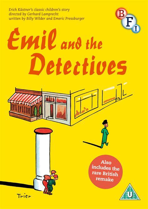 buy emil   detectives dvd shop