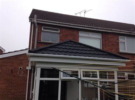 3 Sided Hip Roof Convert Conservatory To Sunroom Orchard Building Services