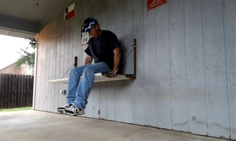 how to make tailgate bench how to make a tailgate wall bench diy projects for everyone