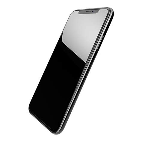Transparent Iphone X benks okr 0 3mm 2 5d tempered glass for iphone x transparent