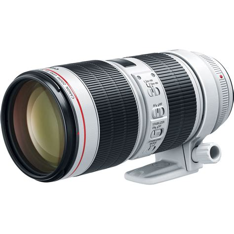 Lens Ef 70 200mm F 2 8l Usm canon ef 70 200mm f 2 8l is iii usm lens