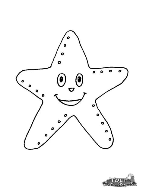 starfish coloring pages starfish coloring page coloring home