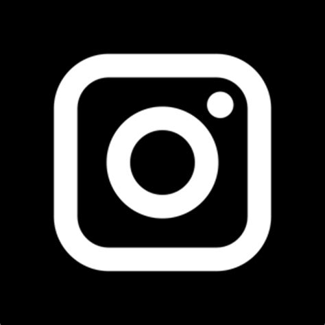 logo instagram en blanco