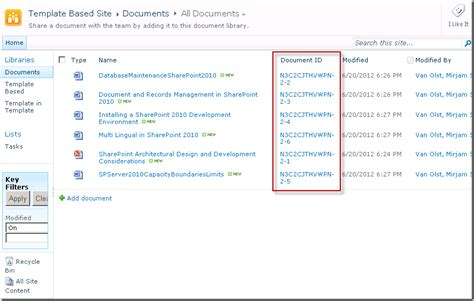 sharepoint 2013 document template save site as template and document ids