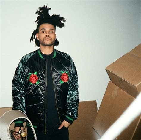 the weeknd hair 2015 the weeknd can t feel my face watm magazine