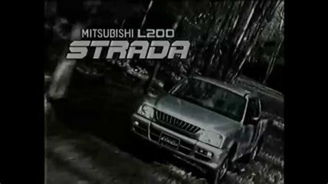 Stopl Mitsubishi L200 Pm Strada 1999 Kiri 1 mitsubishi l200 strada commercial in thailand 1999