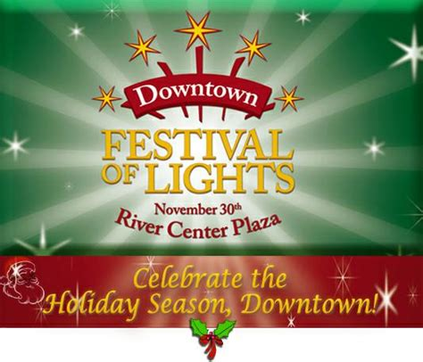 festival of lights baton rouge be sure to catch the festival of lights in downtown baton