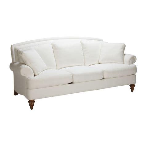 hyde sofa ethan allen hyde two cushion sofa and loveseat