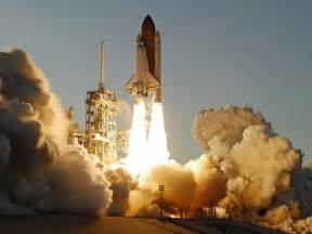 Space shuttle launch watch it live here video
