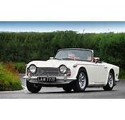 Triumph TR5 And TR6  Drive