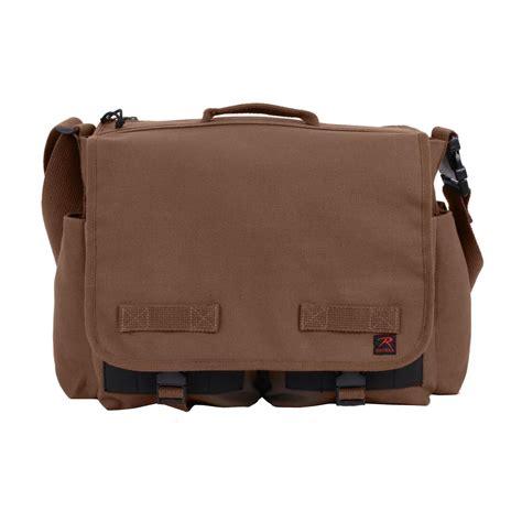 molle messenger bag rothco concealed carry canvas molle messenger bag ebay