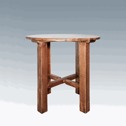 a place at our table an amish homestead novel amish quot homestead quot pine bistro table pub table