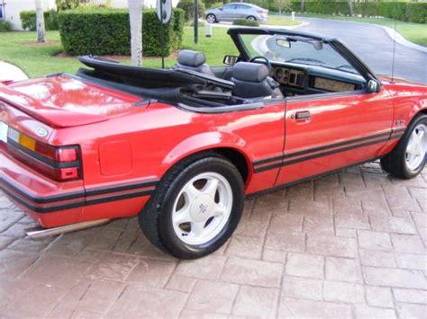 fox mustang 5 0 1984 ford mustang gt 5 0 fox convertible