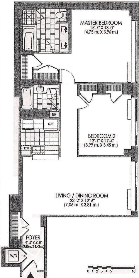 15 Cpw Floor Plans by 100 15 Cpw Floor Plans 353 Central Park West Fl 16