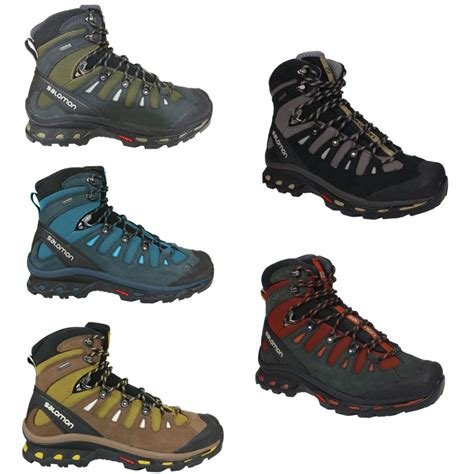 Sepatu Boots Salomon salomon mens quest 4d gtx hiking boot review design bild
