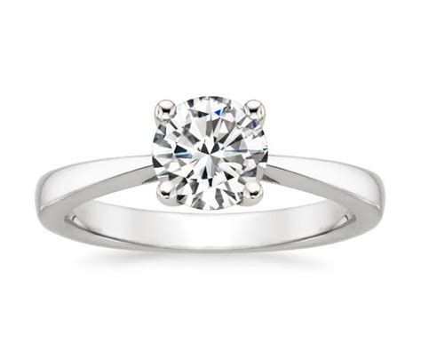Simple Wedding Rings by Simple Engagement Rings Brilliant Earth