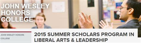 Mba Summer Leadership Program by Jwhc Summer Scholarship Program 2015 2017 2018
