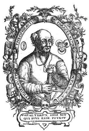 Portraits of Paracelsus
