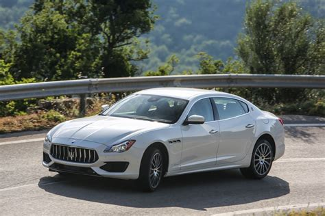 Maserati Pricing by Maserati Quattroporte Pricing Revealed For Updated