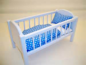 Doll Cribs And Beds Doll Cribwood Doll Cribwood Doll Bed American By Hummelcreations