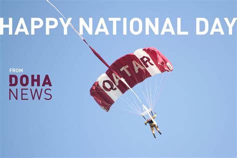 qatar national day happy qatar national day 2016 from doha news doha news