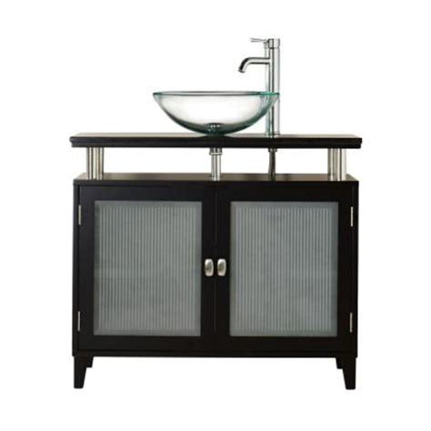 Bathroom Vanity Tops Home Depot by Home Decorators Collection Moderna 36 In W X 21 In D