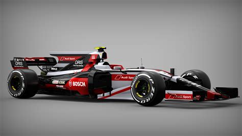 Audi Sport Design by Sean Bull Design Inspired Audi Sport Team Joest Formula